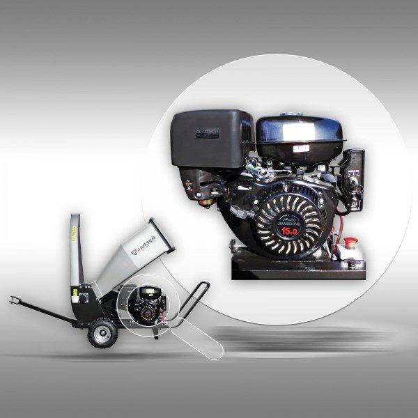 Oksapurustaja GTS-1500E