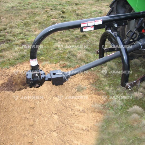 Traktori postipuur TBG-100